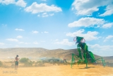גמל הנביא, מידברן 2016 - צילום: שי דייויס