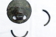 Remain knocker from the sixth century